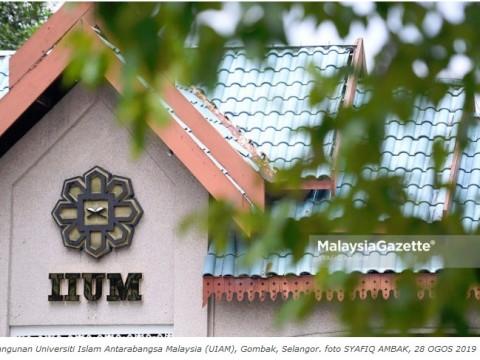 UIAM finalis dua Anugerah Lestari Antarabangsa