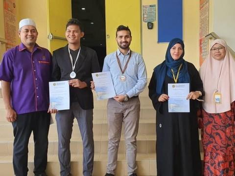 Congratulations to Sr. Saba and Br. Afiq