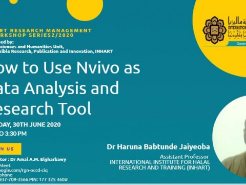 How to use Nvivo as Data Analysis Research Tool