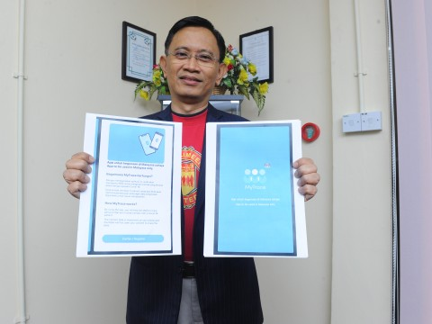 IIUM launches MyTrace to assist Health Ministry in contact tracing