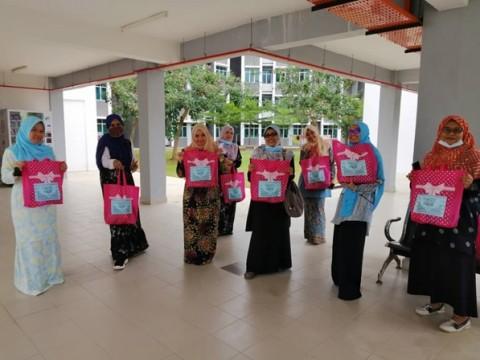 DLS – SDG ZERO HUNGER PROGRAM – 'HAPPY PACK'