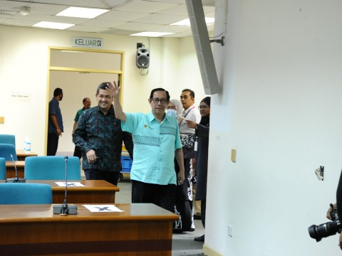 Rector urges AIKOL to expand its role to appeal more to the community