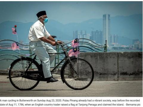 The Merdeka of Pulau Pinang