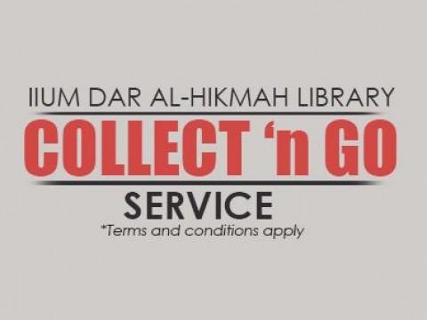 COLLECT & GO BOOK SERVICE