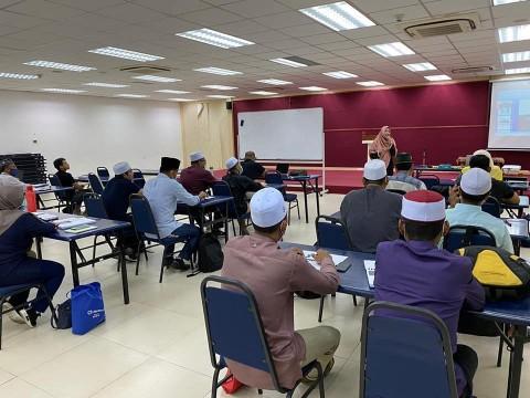 Certified Halal Executive Johor