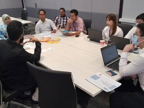 Pathway Workshop for Companies in HIPER Programme