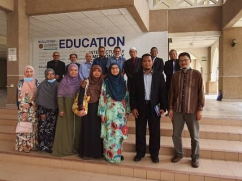 LAWATAN PENANDA ARAS BAGI PROGRAM SARJANA MUDA PENDIDIKAN (TEACHING ARABIC AS A SECOND LANGUAGE) (KEPUJIAN)