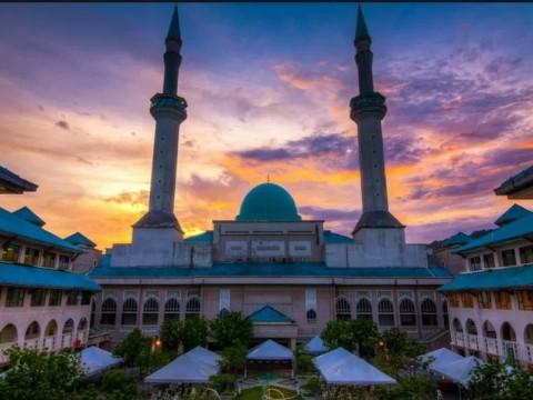Masjid sebagai pusat ilmu dunia
