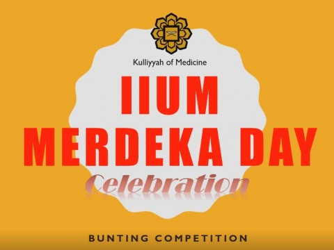 Bunting Merdeka Competition 2020