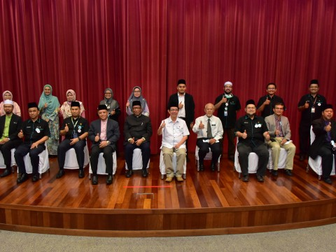 SASMEC @ IIUM, towards baby-friendly hospital recognition