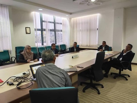 ​Collaboration Meeting with Islamic AmBank