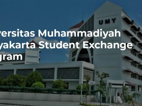 Universitas Muhammadiyah Yogyakarta Student Exchange Program