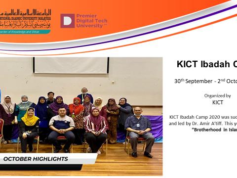 KICT Ibadah Camp 2020