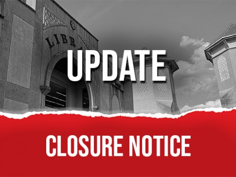 NOTICE CLOSURE : UPDATE