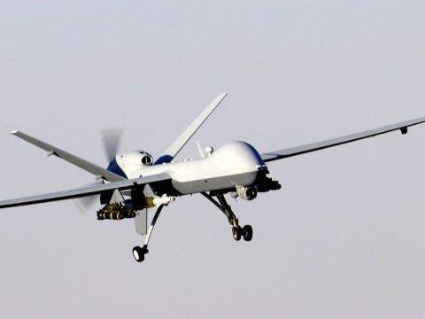 Penggunaan dron strategi peperangan alaf baru
