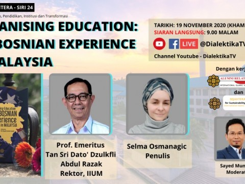 Humanising Education: The Bosnian Experience In Malaysia