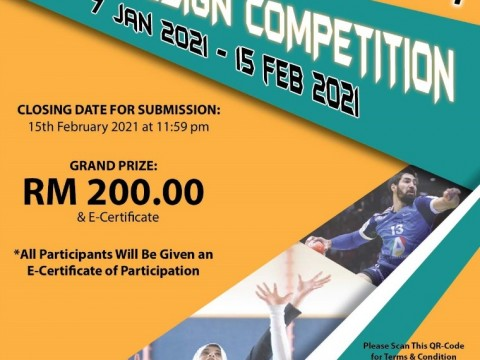 IIUM Sports League (ISL) Logo Design Competition (T&C)