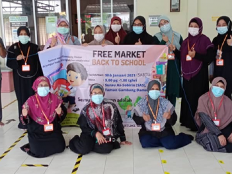 ​Free Market - Back To School Programme