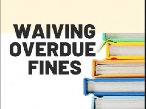 EXTENSION OF WAIVE OF FINES