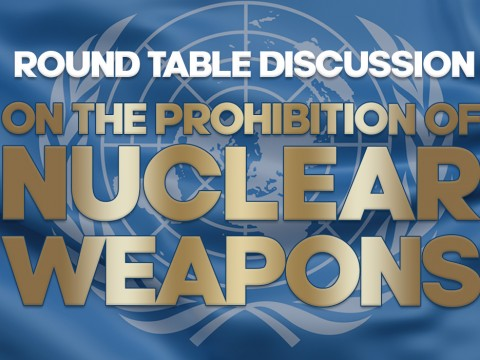 IUM SUPPORTS THE PROHIBITION OF NUCLEAR WEAPONS