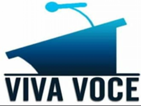 VIVA-VOCE CONGRATULATIONS