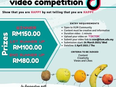 CCSC Tiktok Video Competition