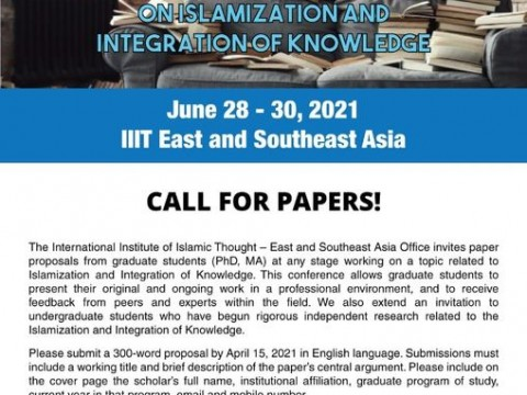 Call for Papers Graduate Student