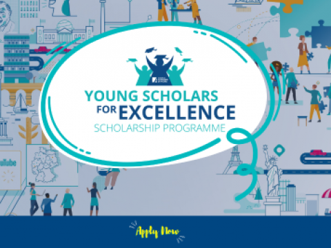Young Scholars for Excellence Scholarship Programme by KAS Malaysia