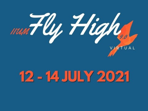 INVITATION TO ATTEND IIUM VIRTUAL FLY HIGH 9.0