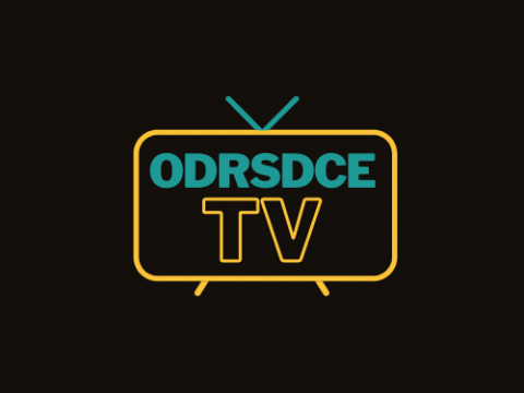 INTRODUCING THE NEW LOGO OF ODRSDCE TV