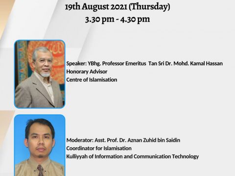 A Special Session with Prof. Kamal Hassan