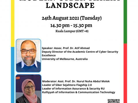 Understanding The Modern Cyber Threat Landscape