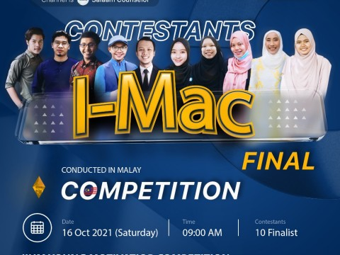 FINAL STAGE OF IIUM YOUNG MOTIVATOR COMPETITION (IMAC 2021)
