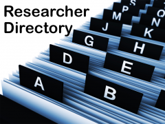 Researcher Directory