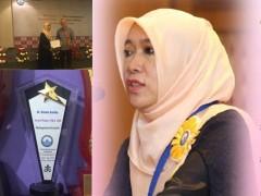 Congratulations Dr. Betania Kartika Muflih