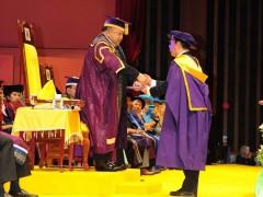 Rektor UIAM terima Anugerah Profesor Emeritus USM