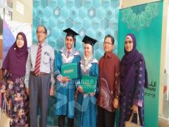 Fauzi dan isteri bangga 10 anak siswazah lepasan UIAM