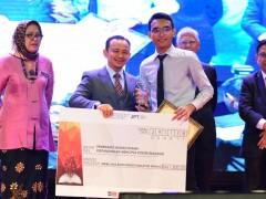 IIUM KAED student won the GRAND PRIZE
