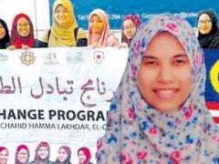 Nama Malaysia Harum di Algeria