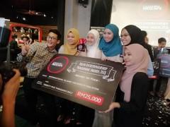 UIAM Juara Keseluruhan Anugerah Program Keusahawanan Belia Nescafe 2018