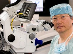 Renowned Japanese cataract surgeon ready to assist public universities
