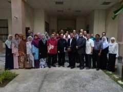 IIUM Rector's Strategic Visit to Kulliyyah of Engineering