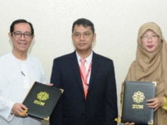 IIUM signs MoA with Tazkia University College of Islamic Economic