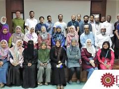 Ahlan Wasahlan to Postgraduate Student Association (PGSA), Kulliyyah of Engineering, IIUM