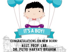 Congratulations to New Born!
