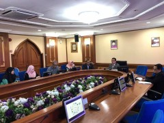 A Courtesy Visit to Jabatan Agama Islam Wilayah Persekutuan by Special Project Unit