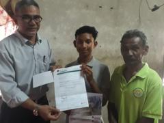 IIUM Offers Medical Programme to Pekan SPM Excellent Student