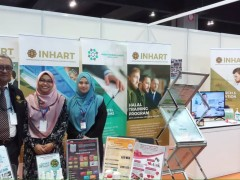 INHART'S PARTICIPATION IN MIHAS 2019