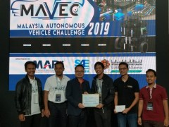 CONGRATULATIONS IIUM STROOPWAFEL: 1st Runner-up in MAVeC 2019