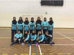 SUKAT 2019: IIUM woman hand ball beats UPSI